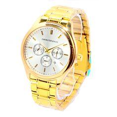 Đồng hồ nam dây thép Emporio Armani EA2 - Giá 319.000đ