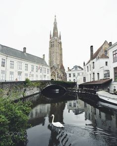 Brugge  City and architecture photo by superchinois801 http://rarme.com/?F9gZi