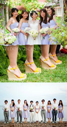 「bridesmaid and Groomsman」の画像|ハワイウェディングプランナーNAOKO… |Ameba (アメーバ)