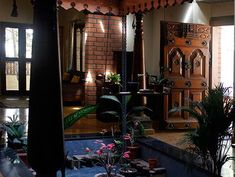Centre for Vernacular Architecture Trust :: Gallery Indian Interior Design, Indian Home Design, Kerala House Design, Modern House Design, Village House Design, Village Houses, Vernacular Architecture, Organic Architecture, Ethnic Home Decor