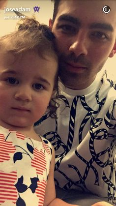 Joe Jonas and Alena