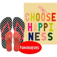 """Create #instantjoy with Havaianas"" by chiara1991 on Polyvore"