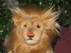 Steiff Soft Lion Yello Weich Loewe 6212/30 No IDS