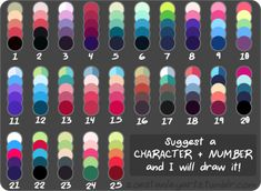 Well sh*t this is a thing again. Im only doing 5. I just woke up and I mean just woke up. It can be your OC or mine.
