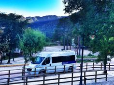 viaje a Sierra de Cazorla asociación donw 2014