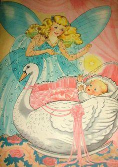 The blue fairy!