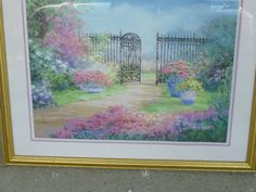 Vintage Painting Nora DeBolt by TrueColorsBoutique on Etsy, $150.00