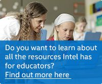 Intel® Education for Educators: access interactive STEM education resources