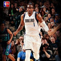 """By @nbatv """"Amar'e Stoudemire posted 14 pts shooting 5-for-8 from the floor in his @dallasmavs debut"""" #Dallas #Mavericks #Mavs #MFFL #NBA #DallasMavericks #MavsNation"""