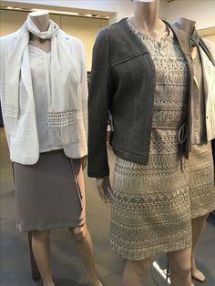 Twee prachtige outfits van het Belgische merk #Accent. #clothes #ss17 #damesmode #BelgianBrands www.nuytsmode.be/dames