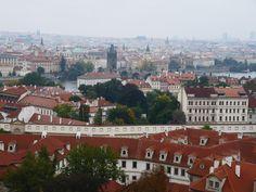 https://flic.kr/p/8V93zY | Prague from the Castle