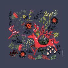 나의 정원(My Garden - Midnight)     짙푸른 바람과 쓸쓸한 공기.    흩날리는 꽃잎들...... 고요한 정적만이 가득한 밤.    그 곳에서 오래도록 잠잠히 기다려준 너.    우리는 말없이 그저 아득한 시간의 숲을    달리고 또 달리네......