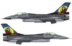 "F-16A Block 5  #78-0230 from 323 sqn ""Diana"". Variant 2"