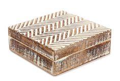 Kitulo Box, Small on OneKingsLane.com