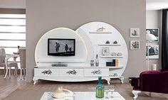 Sedef Avangarde Tv Ünitesi - Tv Ünitesi Modelleri