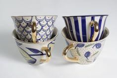 Big teacups - Kerstin Tillberg