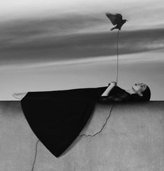 Dreamy and powerful work by the Hungarian photographer Noell S. Oszvald.