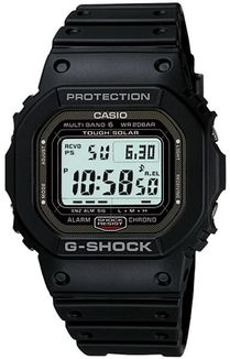 On sales from Japan for the G-Shock GW-5000 Tough Solar Multiband 6 that features with DLC (diamond-like carbon) treatment, and has Module 3159
