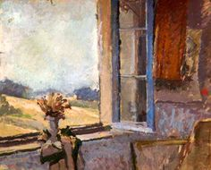 Interior and Landscape by Vanessa Bell