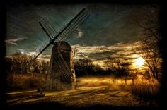 """The Windmill"" by Frank Grace"