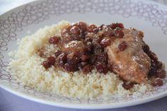 Tajine de dinde aux fruits secs (en Ultra Pro Tupperware) - Les petits plats de Patchouka