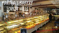 #DK: Lækkerier fra Martha's Country Bakery i Forest Hills Queens. Måske vi kan slutte en af vores Taste of Queens ture her?  #EN: Deliciousness from #MarthasCountryBakery in #ForestHills  We may go here at the end of our #TasteOfQueens #walkingtour.  #Danish #English #tourguides .#turistinewyork #nycandtours #sightseeing #dansk #danmark #nyc #ny #newyork #ferie #newyorkrejsetips #nycrejsetips #turengårtil #queenseats #ItsInQueens #queens