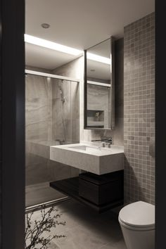 Toilet | Design the Grey by House Design