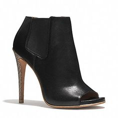 Boots for Women | Shop Coach leather boots and booties at Coach.com