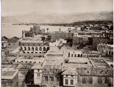 Old beyrouth