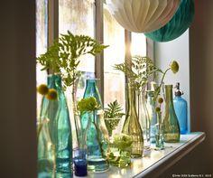 Invită vara la tine în casă. www.IKEA.ro/vaza_LOVLIG