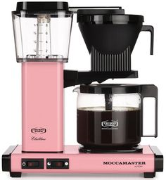 Technivorm-Moccamaster in pink