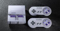 Nintendo vai relançar novo Super Nintendo em setembro