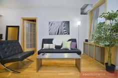 Short Term Rentals Upper West Side - Apartment: Dylan 1 Bedroom & Spacious Terrace - Roomorama