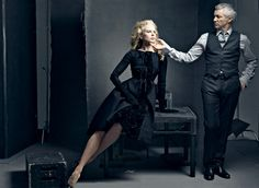 actors and their directors-vanity fair and annie leibovitz.....just brilliant!