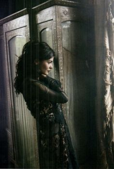Audrey Tautou for Vanity Fair 2011