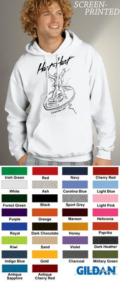 #gildan #mens #sweatshirt #companion #series #apparel $17.36 Features: preshrunk 50% cotton, 50% polyester; 7.75-ounce; air-jet yarn for softer feel and no pilling; double-lined hood with matching drawstring; double-needle stitching; pouch pocket; 1x1 athletic rib with spandex; quarter-turned to eliminate center crease.  http://ezcorporateclothing.com/custom/165-Gildan/1508-Gildan-Adult-Heavy-Blend-Hooded-Sweatshirt/
