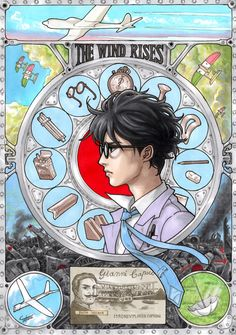 "The film gets its title from a line in a poem by Paul Valéry: ""The wind is rising. We must try to live."" Hayao Miyazaki is retiring. Movie lovers the world over must try to live. -Alonso Duralde"