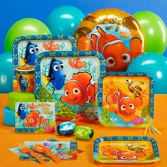 Finding Nemo Party Decorations