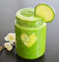 Los jugos verdes siempre serán los más consumidos a la hora de tener la necesidad de depurar el organismo de toxinas, formadores de radicales libr