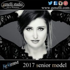 Genelli Seniors Indoor Senior Photography