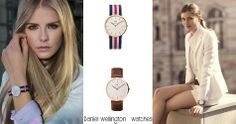 Conoce la firma de relojes Daniel Wellington en www.tuguiafashion.com