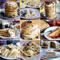 Skumkake til mai! Waffles, Pancakes, Brownies, Food And Drink, Baking, Scones, Breakfast, Desserts, Recipes