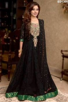 Deepawali-Bandhani-Designer-Anarkali-Suit-Indian-Festival-Dresses-Bridal-Wedding