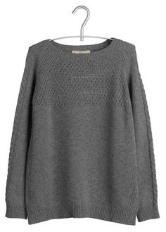 Pull en laine  Gris by ATHE-VANESSA BRUNO
