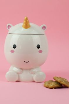 Elodie Unicorn Cookie Jar