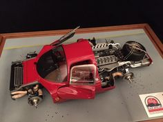 1/12scale Ferrari 330 P4 built by Peter Wingfield » MFH