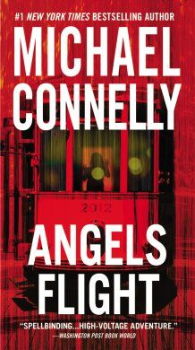 I haven't read a Michael Connelly novel yet that didn't involve crooked cops, lawyers, judges or all three. Angels Flight was no exception. Realistic? I don't know. I've never lived in Los Angeles. It makes good reading. Detective Harry Bosch is just reckless enough to keep you turning pages to find out what he'll do.