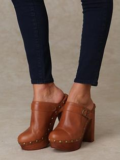 The Perfect Clogs--- Charli Platform by Jeffrey Campbell.... they haunt me because I can't find them anywhere and I trust I never will.   *sigh*