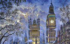Google+ Big Ben, Britain, Building, Google, Travel, Places, Music, Viajes, Buildings