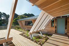 'somers beach house' by march studio, mornington, near melbourne, australia